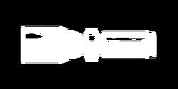 Damper.L 44 Nozzle (Broomstick)