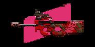 P90 overskilled