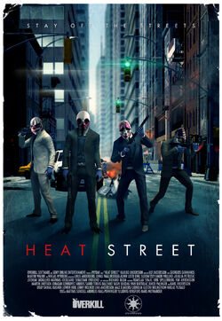 HeatStreet poster