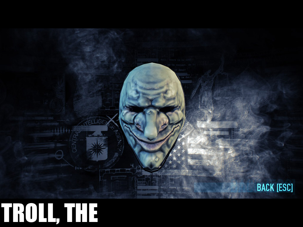 Payday 2 Meme Mask - All About Of Mask