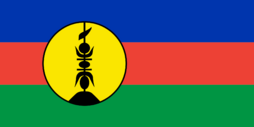 Flag of New Caledonia png