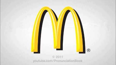 How To Pronounce McDonald's Glyph