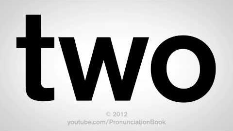 How to Pronounce Two