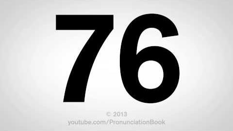 How to Pronounce 76-1375157590