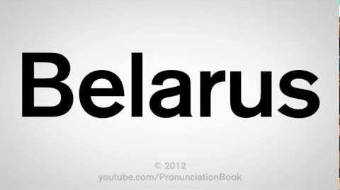 How to Pronounce Belarus