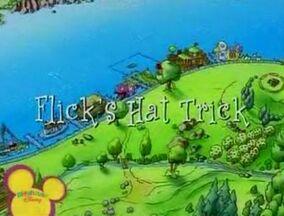 Title Display - Flick's Hat Trick
