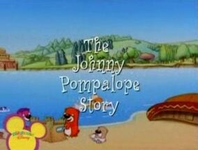 Title Display - The Johnny Pompalope Story