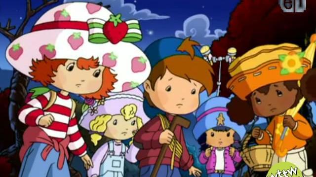 Strawberry Shortcake on PBS Kids!