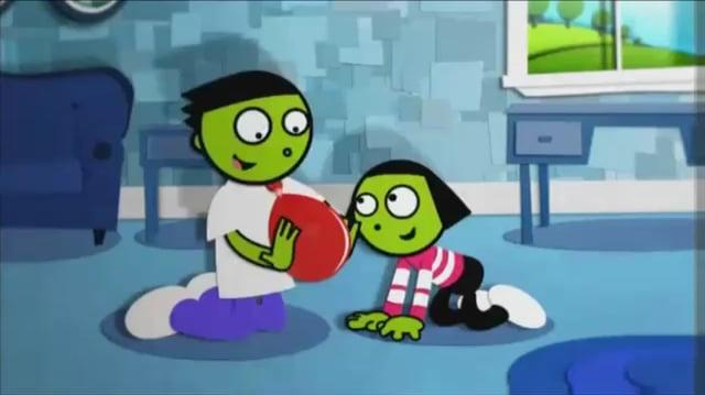 PBS Kids ID Doki (2005 WFWA-TV)