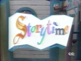Storytime title
