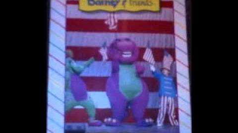 Video Barney In Concert Cassette Part PBS Kids Wiki - Concert barney wiki