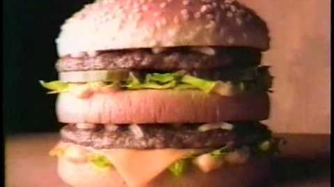 McDonald's commercial