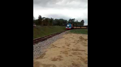 Day Out With Thomas™ At Edaville USA Part 1 of 4