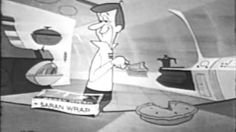 The Jetsons for Saran Wrap