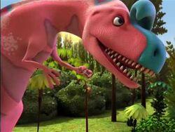 King-cryolophosaurus