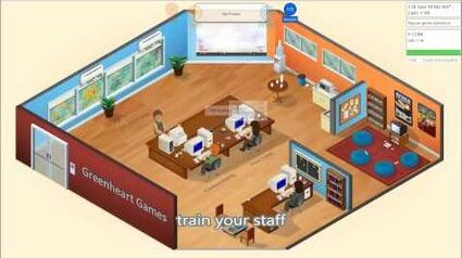 Game Dev Tycoon Trailer
