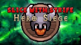 Hero Siege - Slice With Strife