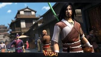Age of Wushu Official Launch Trailer