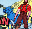 Paul Bunyan and Babe the Blue Ox (Folk Legend)