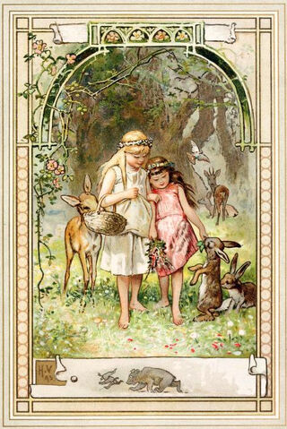 File:Hermann Vogel-Snow White and Rose Red.jpg