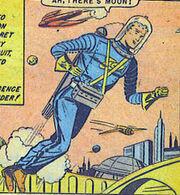 Brant craig spacesuit