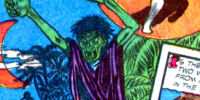 Zarro, The Zombie Master