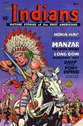 Manzar the White Indian