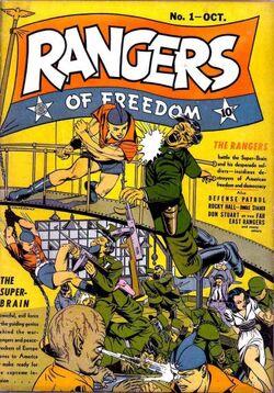 Rangers of freedom