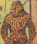 Leopard Man (Quality)