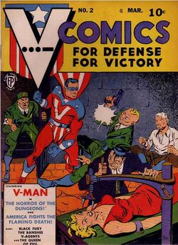 V Comics 2