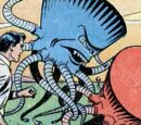 Blue-Tentacled Thing