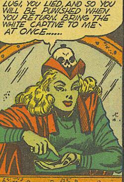 Queen Moletta