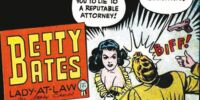 Betty Bates, Lady-at-Law