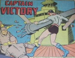 Capt. victory