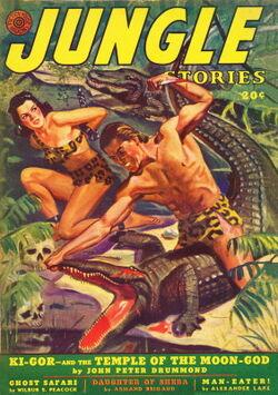 L jungle stories sum 41