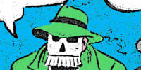 Masked Leader