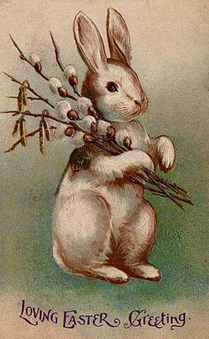 File:Easter Bunny Postcard 1907.jpg
