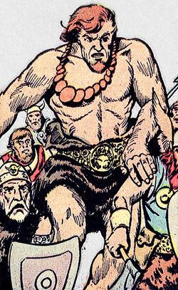 Beowulf-comic