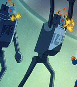 MechanicalMonsters