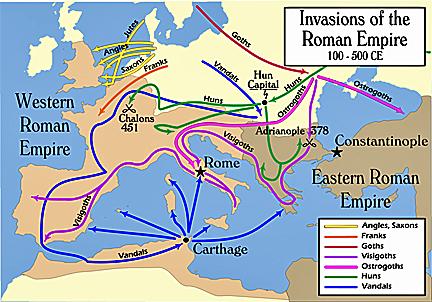 Invasions of the Roman Empire3