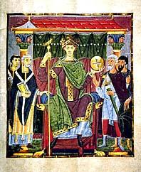 OttoIII enthroned2