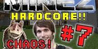 MineZ HC! - Part 7 (UTTER CHAOS!)