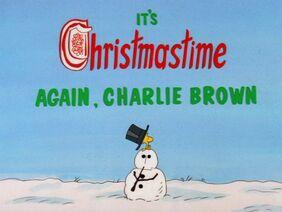 Its X-mastime again CB-titlecard