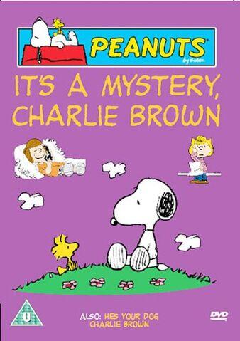 File:It's A Mystery, Charlie Brown UK DVD 2007.jpg