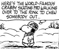 World Famous Crabby Skating Pro