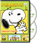 Peanuts By Schulz Snoopy Tales DVD