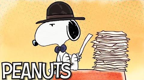 The McGrogar Case Peanuts