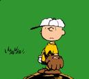Charlie Brown's baseball team