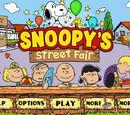 Snoopy's Street Fair