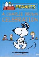 A Charlie Brown Celebration UK DVD 2004